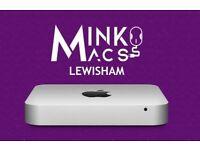 APPLE MAC MINI i5@ 2.5GHZ 8GB RAM 1TB SSD - WARRANTY - MINKOS MACS WITH SOFTWARE VIDEO/PHOTO/AUDIO**