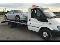 Fast Chester Copart Same Day Delivery Collection Transport Service JC Recovery car van Wales Cheap