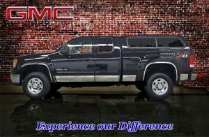2010 GMC SIERRA 2500HD SLE Z71 EXT. CAB