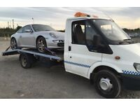 24/7 Sandwich Copart Same Day Delivery Collection Transport Service JC Recovery Kent car van
