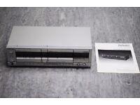 Technics RS-7230 Dual Cassette Recorder £300