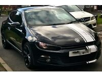 BARGAIN! 2010 VW SCIROCCO GT 180BHP! HPI CLEAR/ QUICK SALE
