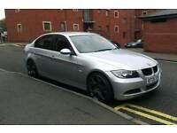 BMW 320i modified E90