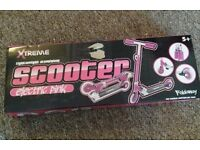 Extreme Folding Micro Scooter BNIB