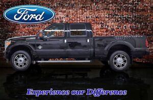 2016 Ford F-350 4x4 Crew Cab Platinum