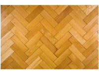 English Oak Parquet flooring from Architectural Forum 14sq M BARGAIN HALF PRICE!!