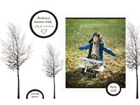 Autumn photo sessions in Bedford/ £60