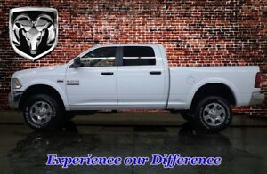 2017 Dodge Ram 2500 4x4 Crew Cab Outdoorsman