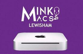 APPLE MAC MINI COMPUTER 2.5GHZ CORE i5 4GB RAM 500GB HARD DRIVE - WARRANTY - MINKOS MACS