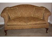 Beautiful traditional style sofa