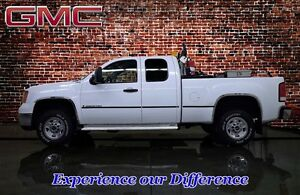 2009 GMC SIERRA 2500HD EXT CAB W/T