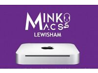 APPLE MAC MINI C2D 2.4GHz 4GB 320GB HD LOGIC PRO X REASON PRO TOOLS ABLETON WAVES IZOTOPE MASTERING