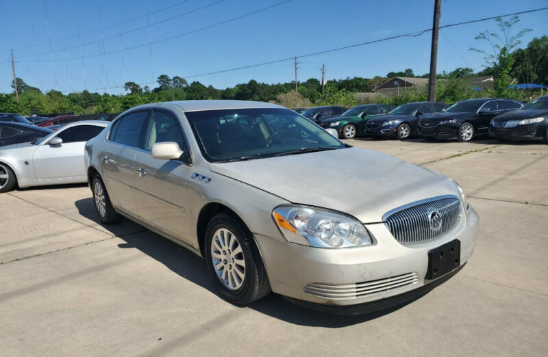 Image 7 Voiture American used Buick Lucerne 2008
