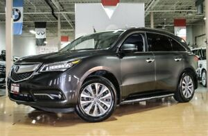 2014 Acura MDX Tech PKG - NAVI| DVD | BLIND SPOT ASSIST