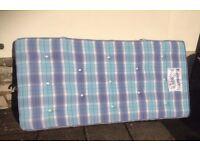 Single mattress , 3 foot , good quality , Slumberland