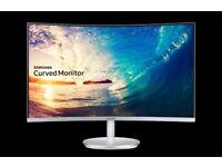 Samsung gaming monitor (colour display unit)