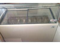 10 pan ice cream freezer