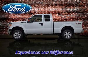 2015 Ford F-250 S/CAB XLT 4X4 FX4