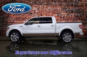 2014 Ford F-150 SUPERCREW LIMITED 4X4
