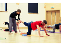 Beginners yoga classes, Leith, Easter Road