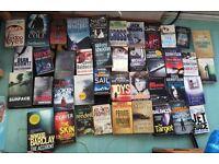 Paperback books bundle