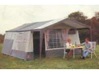 Conway Euro Challenger Trailer Tent