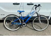 "Small ladies/teens mountain bike 13"" frame 26"" wheels £60"
