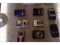 JOB LOT CAMERAS AND PHONES