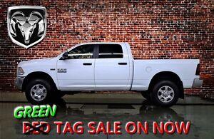 2016 Ram 3500 CREW CAB SLT 4X4