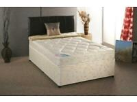 Saturday 7th August FREE Delivery! Brand New Looking! Double (Single, King Size) Bed + Mattress