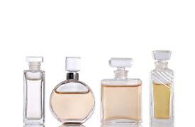 Christmas Job in Perfumery
