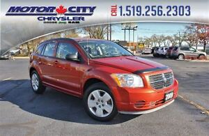 2009 Dodge Caliber SXT Low K's Cruise Control, CD/MP3 Windsor Region Ontario image 1