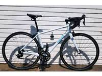 New Pinnacle Laterite 2018 Road Bike 105 RRP £800 not Giant Cannondale Trek Cube Specialized Liv BMC
