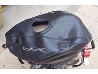 Genuine Bagster Tank Protector & Expandable Tank Bag for Honda VFR800 VTEC
