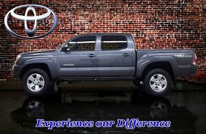 2015 Toyota Tacoma DOUBLE CAB TRD OFF ROAD 4X4 6-SPEED