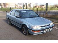 1990 Honda CIVIC GL CONCERTO SALOON EX AUTO, classic car, barn find,