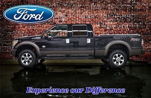 2016 Ford F-350 KING RANCH CREW CAB 4X4 FX4