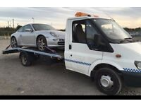 Vehicle Recovery 24/7 Car Van Breakdown Collection Delivery Service M25 A2 M2 Rochester Medway Kent