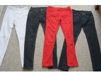 Girls Clothes ages 8 – 14. 50p - £4 per item