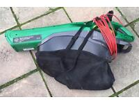 Garden vacuum Blower and Leaf Shredder