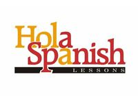 Spanish Lessons, Spanish Classes, Spanish Courses, Spanish Tutor with Hola Spanish Lessons