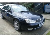 FORD MONDEO TDCI GHIA X 2.0 DIESEL AUTOMATIC 54 PLATE