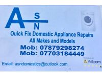 Domestic applience repairs