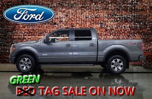 2012 Ford F-150 SUPERCREW FX4 4X4