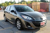 2010 Mazda MAZDA3 SPORT GS | Carbon Edition | Only 54K