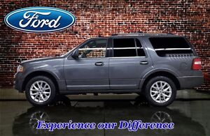 2015 Ford Expedition Limited 4X4 2ND ROW BUCKET SEATS