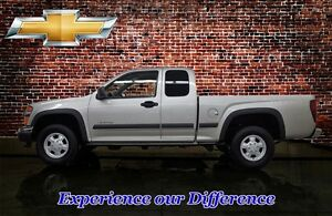 2005 Chevrolet Colorado LS Ext. Cab 4x4