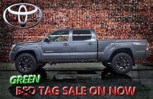 2015 Toyota Tacoma DOUBLE CAB TRD SPORT 4X4
