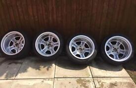 Escort RS cosworth wheels