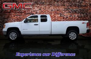 2013 GMC Sierra 3500HD 4x4 Ext Cab SLE Z71 Longbox